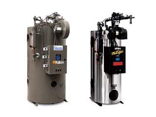 FULTON 熱水鍋爐