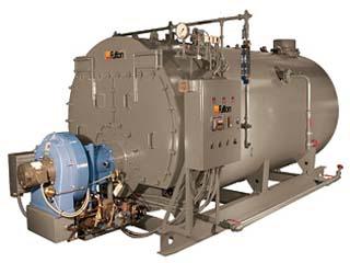 FULTON 蒸汽鍋爐