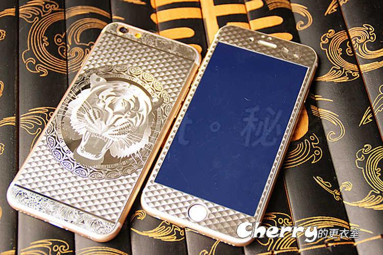 iPhone 6 6plus 6s 6s plus 3D 鋼化玻璃膜 - 虎頭