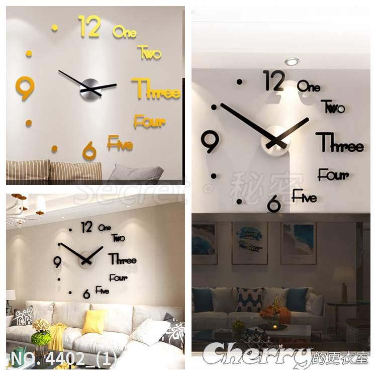 個性北歐風鐘錶掛現代鐘客廳時尚裝飾家用簡約餐廳創意藝術時鐘