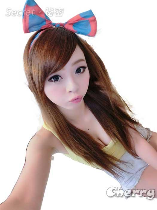 韓版可愛蝴蝶結兔耳朵髮飾髮帶頭飾