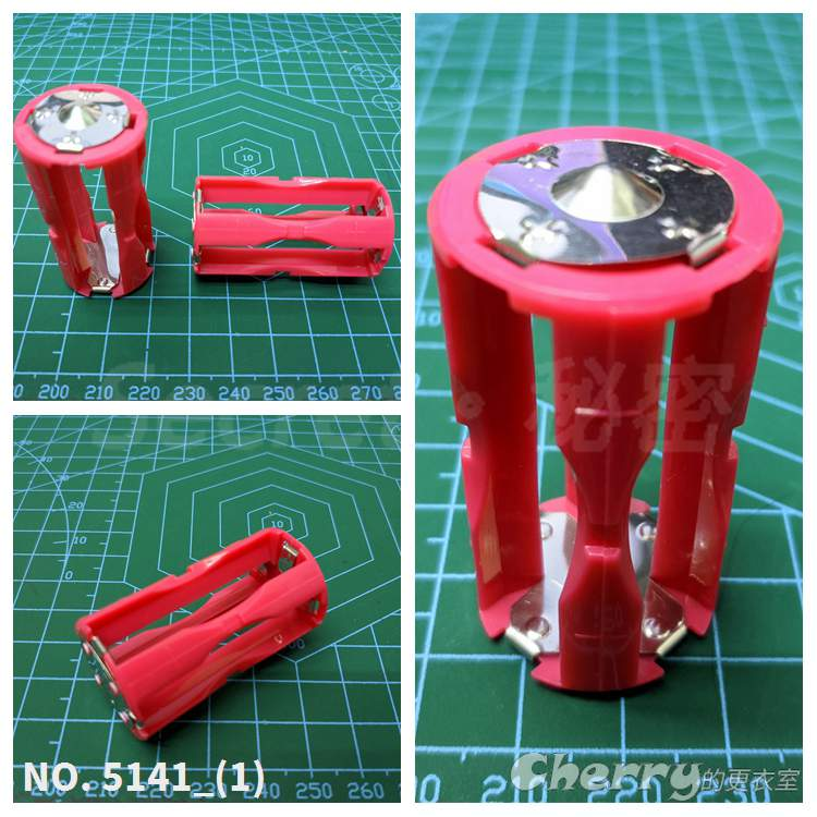 電池轉換盒4號AAA轉2號C型四號轉中號二號乾電池電池轉換盒玩具無線電充電電池瓦斯爐熱水器收音機鹼性電池轉接筒