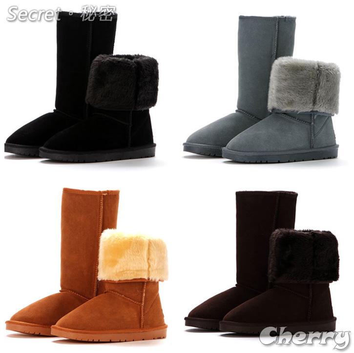 超保暖高筒雪地冬靴雪靴