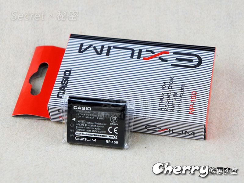 全新原廠盒裝 卡西歐 CASIO NP-150 NP150 原廠電池 TR100 TR150 TR200 TR10 TR15 TR35 TR50 TR350