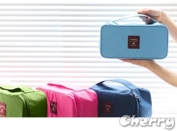 韓版 多功能內褲內衣整理包旅行收納袋洗漱包收納包外出包