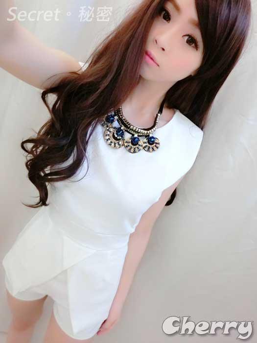 韓版無袖小香風雪紡荷葉邊套裝