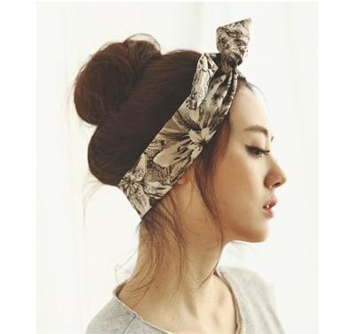 韓國正品代購 chic and vintage復古造型髮帶頭帶韓式髮飾