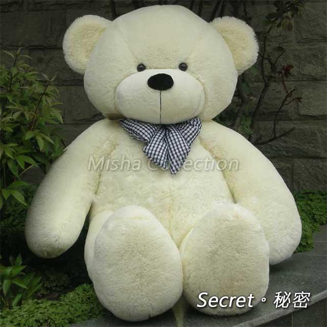 大號可愛玩具泰迪熊 BODYS TED 療癒系抱抱熊布娃娃 情人聖誕節生日禮物贈品