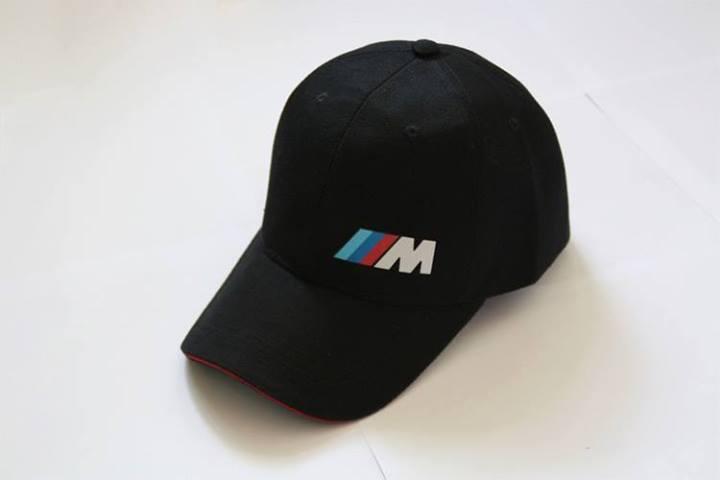 BMW 寶馬 M power M字款 鴨舌帽 印刷款