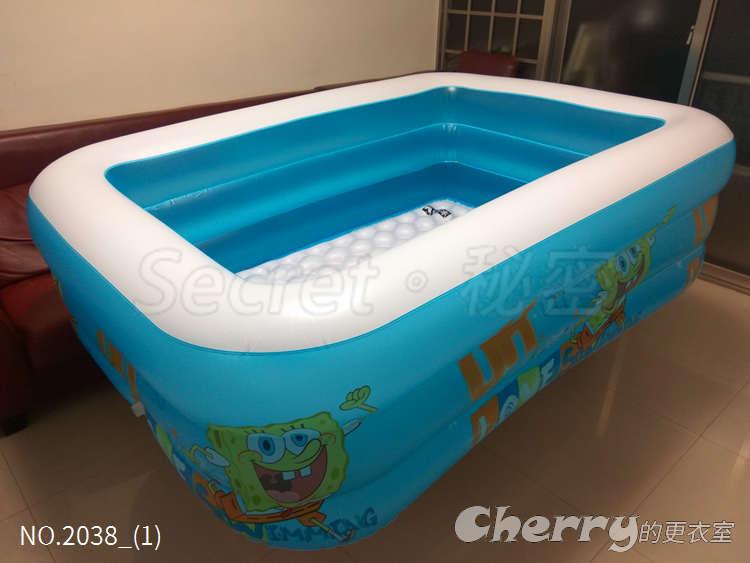 家庭超大型充氣游泳池加厚家用成人戲水池大號嬰兒童寶寶海洋球池