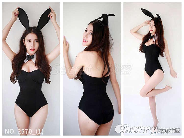 兔女郎角色扮演可愛貓女情趣內衣喵喵制服誘惑cosplay套裝性感連身褲