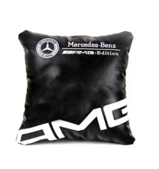 賓士 Benz AMG 抱枕腰靠