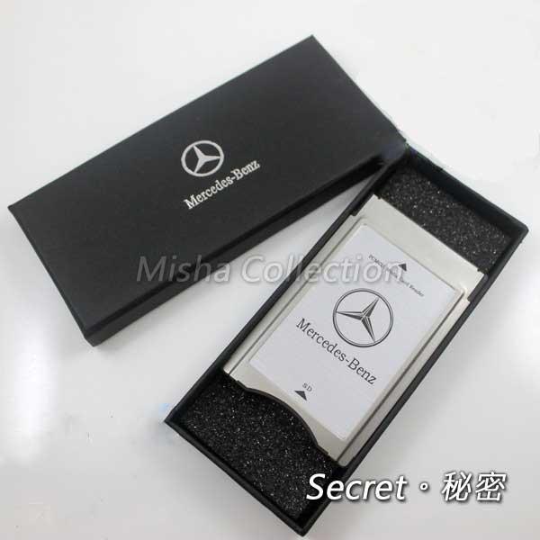 BENZ 賓士 COMMAND APS NTG 轉接卡 PCMCIA 轉 SD卡 MP3